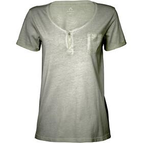 North Bend Mabel T-shirt Femme, green lichen